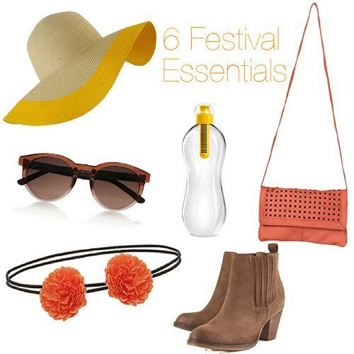 Lauren Conrad's 6 Must-Have Music Festival Accessories #summer clothes #my summer clothes