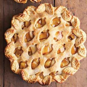 Traditional Apple Pie by williamssonoma: Beyond delicious. #Pie #Apple