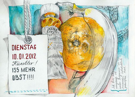 #journal #illustration - Natalie Ratkovski