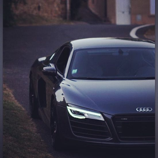 Words cannot express my love for this car! #AudiR8