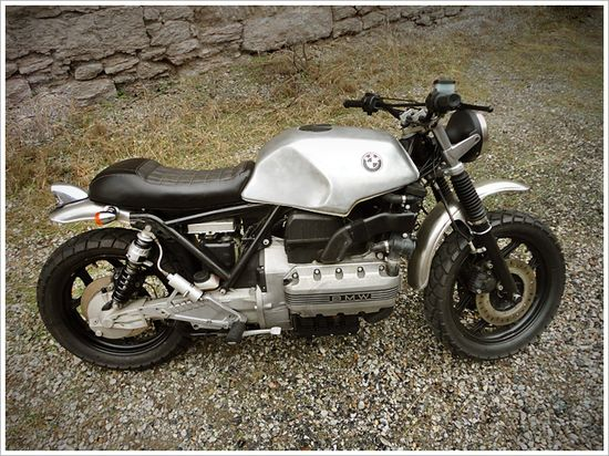 Scott Halbleib's BMW K100RT