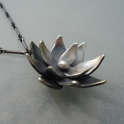 Welcome to Fashion Forum: Handmade Silver Jewelry