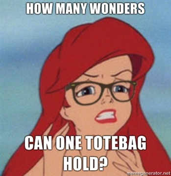 I'm OBSESSED with Disney princess hipsters!!!