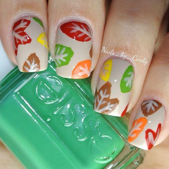 FALL by nails_by_cindy  #nail #nails #nailart