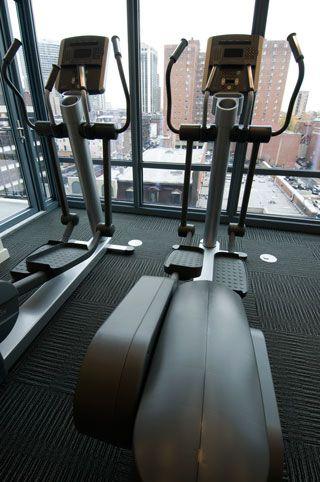35 min elliptical workout from FitSugar