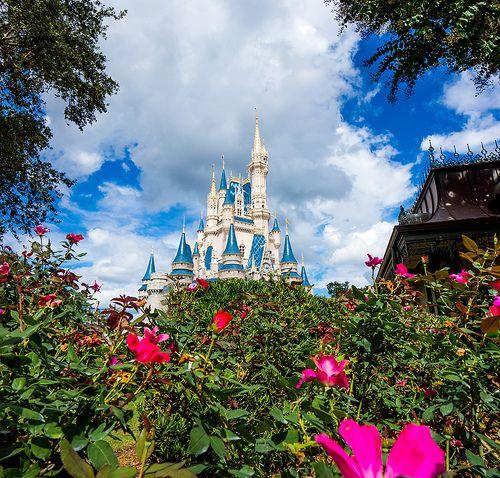 Magic Kingdom: Cinderella Castle