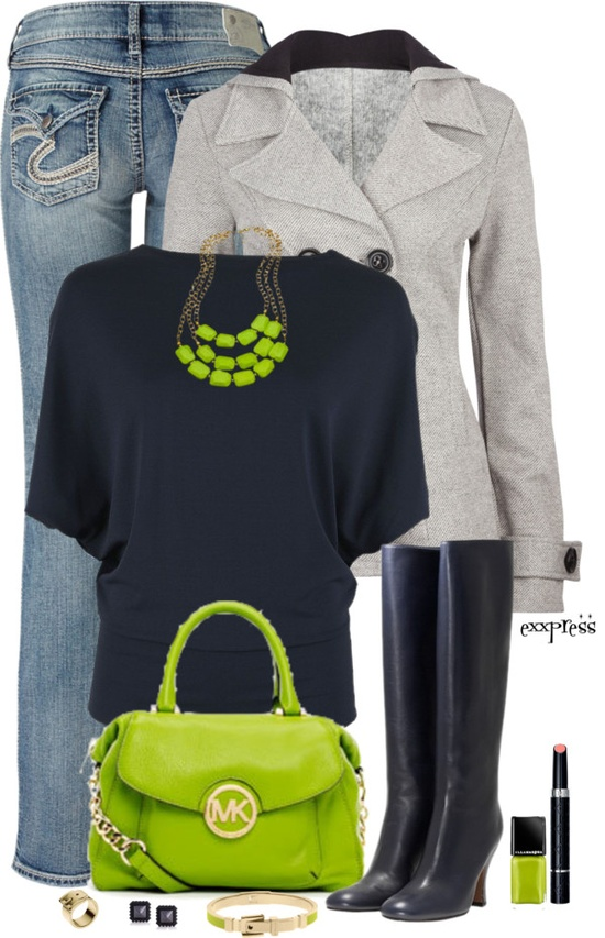 """""""Contest: Michael Kors"""" by exxpress ❤ liked on Polyvore"""