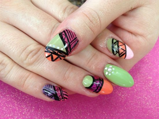 FANCY - Nail Art Gallery by NAILS Magazine