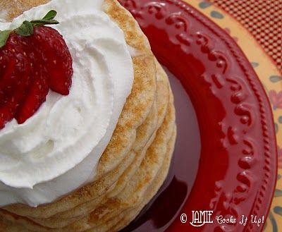 OATMEAL PANCAKES. no sugar and no white flour.