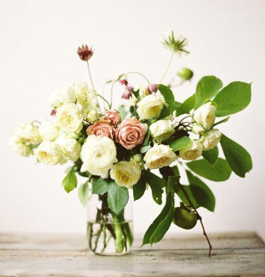 Beautiful, simple arrangement