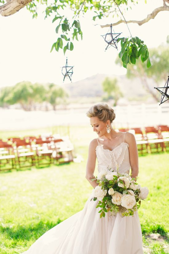 Ranch Inspired Wedding Ideas