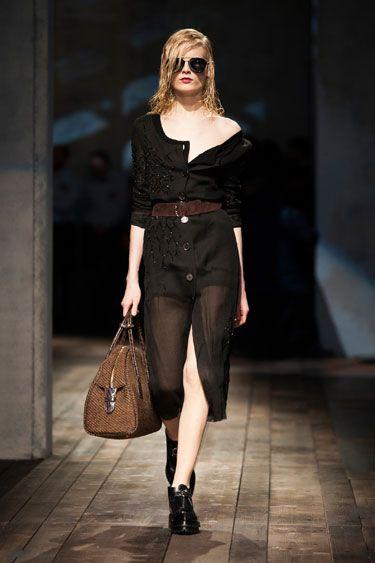 Great bag;Prada Fall 2013