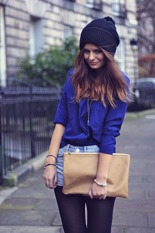 Maybe I can start layering my summer clothes to wear in winter? All is good #cute summer outfits #summer clothes style