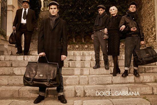 Dolce & Gabbana Fall/Winter 2012 Campaign » via @kennymilano  #D