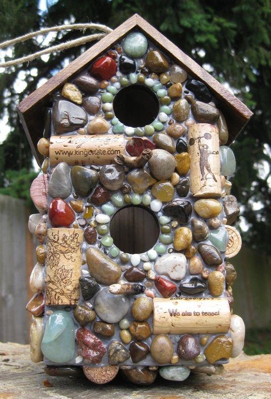 Bird House by J'd
