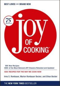 Calories Increase in Joy of Cooking Recipes