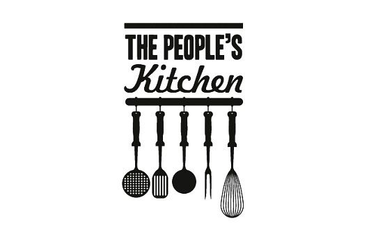 the people's kitchen _ #kitchen design #kitchen decorating before and after #living room design