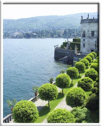 Isola Bella, Lago Mayor