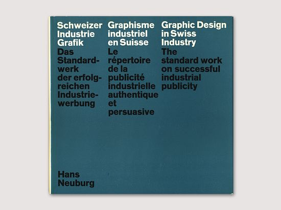 ABC Verlag _ Graphic Design in Swiss Industry
