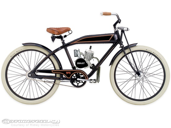 Ridley Motorbikes
