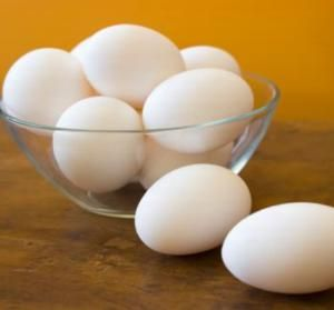 Eggs Used in Cooking Recipes