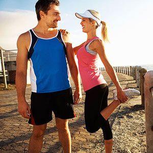 10 Flirty Fitness Dates