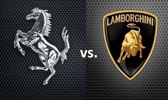 Supercar Commercials Showdown: Ferrari vs Lamborghini via My Life