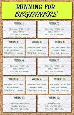 Running for beginners #fitness #workout #exercise #outdoor