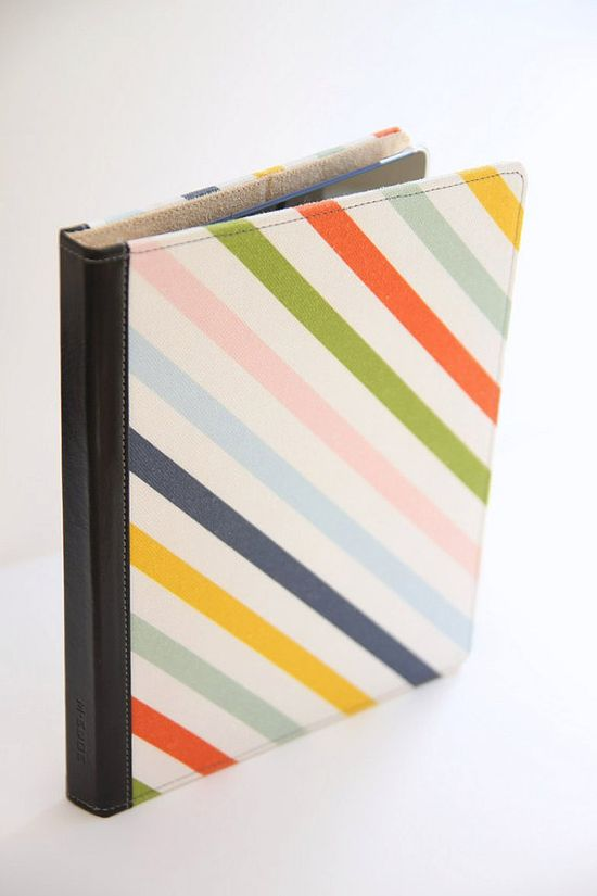 Pencil Shavings Studio custom iPad case. Customization available in any of our offered colors.  www.pencilshaving...
