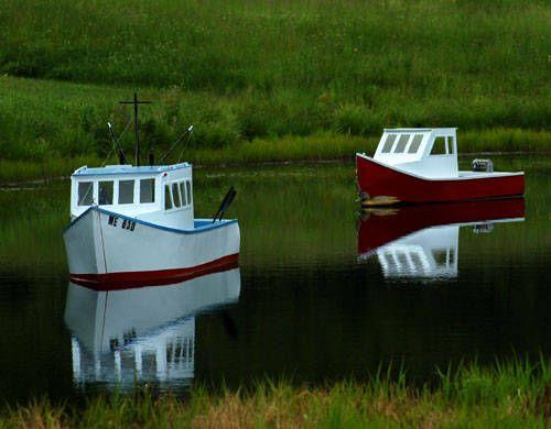 Decorative Boats for Beach Garden Decor