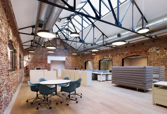 New offices of the Botín Foundation / MVN Arquitectos