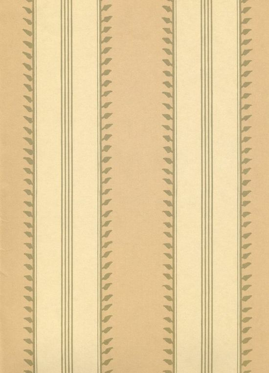 Clarence House Wallpaper Cheltenham Stripe-Sand $172.99 price per roll #interiors #decor #stripe