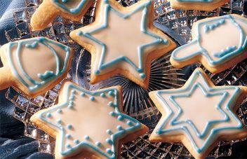 Hanukkah Honey Cookie Recipe