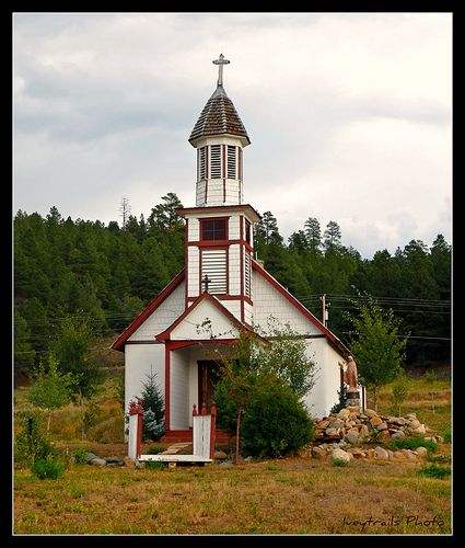 Country Church, Pagosa Springs CO