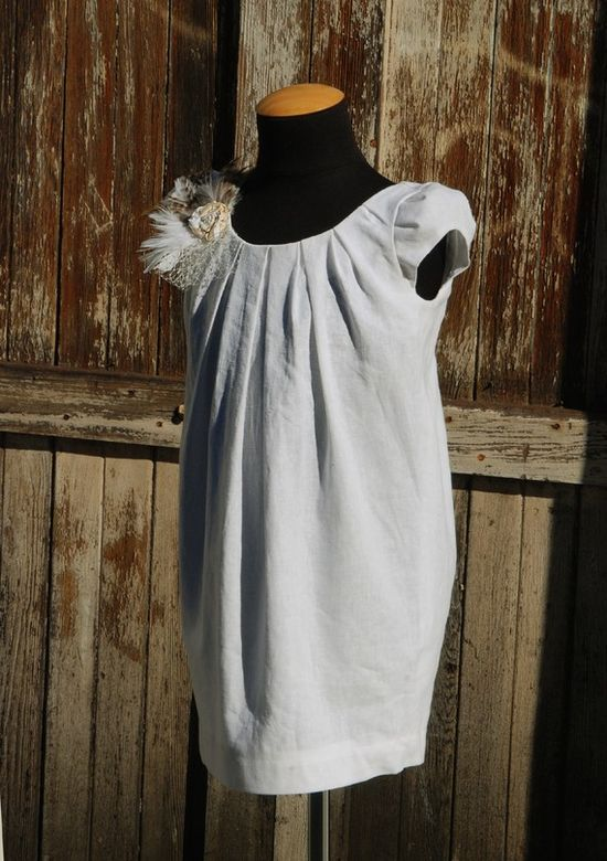 vintage in linen