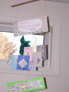 Crafty Moms Share: Annie and the Wild Animals