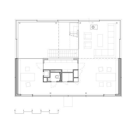 Rieteiland House / Hans van Heeswijk Architects