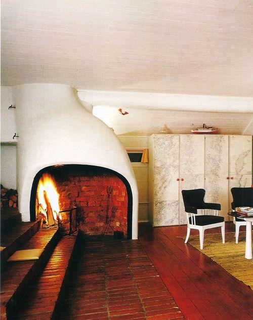 Erik Gunnar Asplund, Interior, Constructed 1937