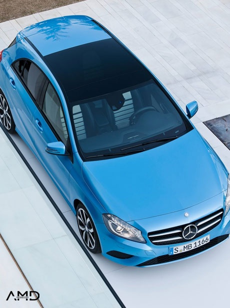 AMDMODE - Why did the new mercedes A-Class shock the entire of the autocar industry and all of the enthusiasts across the globe?