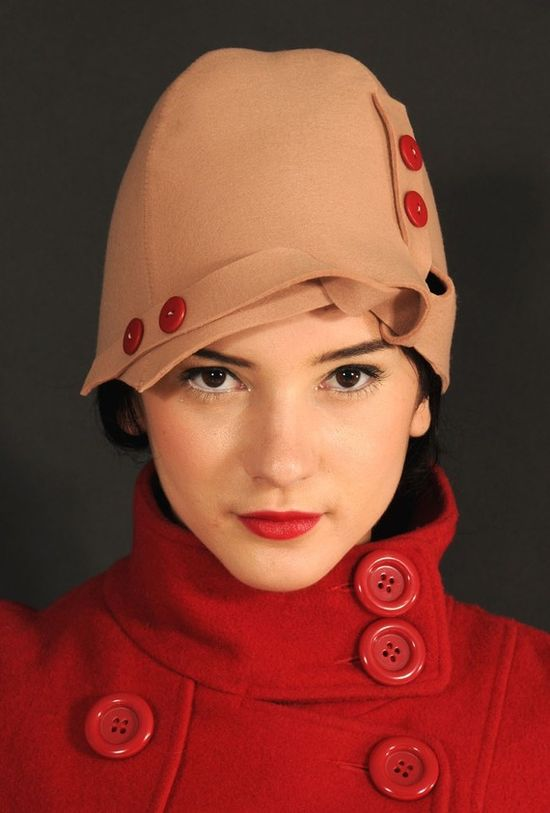 great hats by Retro Repro Handmade