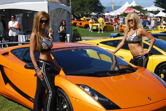 A psychological study recently found that women are more attracted to men in luxury or sports cars.