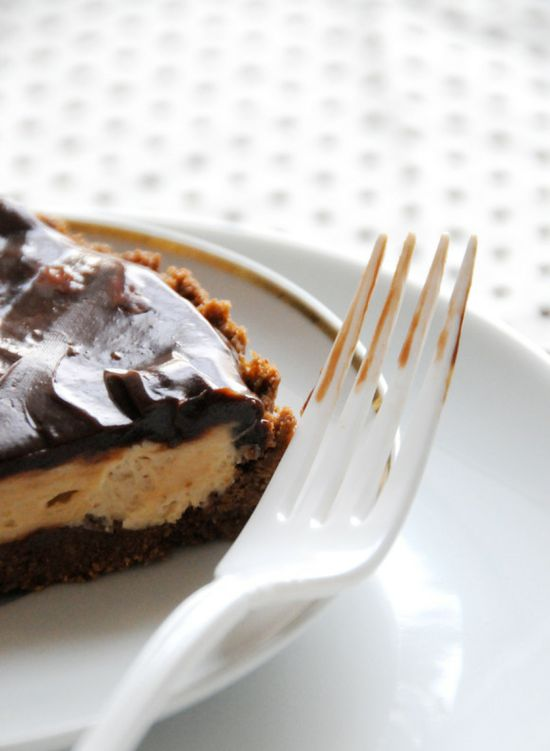 peanut butter and chocolate ...