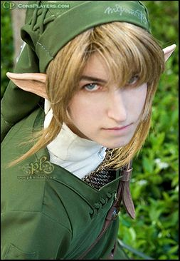 Best Link Cosplay I have ever seen.