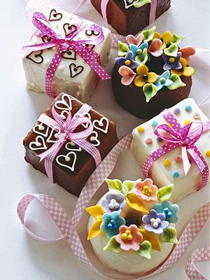 valentine cakes tutorial