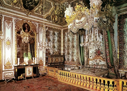 Versailles, The Queen's Bed Room
