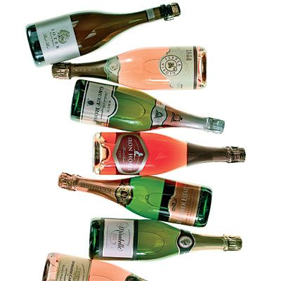 """Perfect sparkling rose pairings: Your guide to the perfect pink sparkler  www.LiquorList.com  """"The Marketplace for Adults with Taste"""" @LiquorListcom   #LiquorList"""