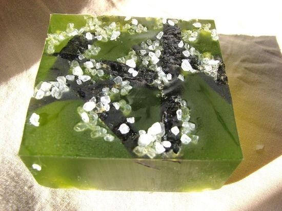 Sea Salt Kelp Vegan Handmade Soap