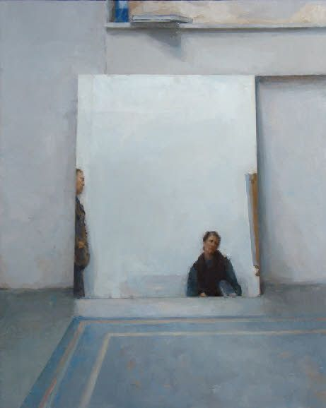 Carolyn Pyfrom, Self With Peter