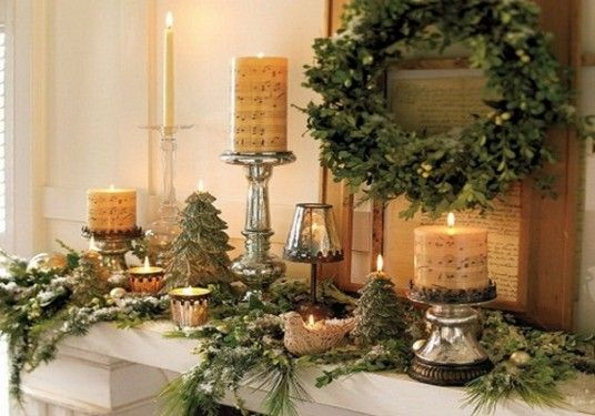 christmas decorating trends 2012