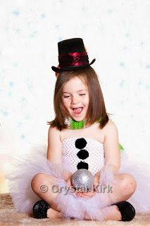 Pics by Crys :  I just love kids expressions~ Throw a little fake snow and the smiles are HUGE